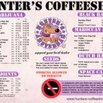 Hunters-Coffeeshop-Menu